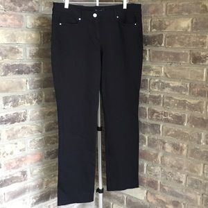 White House Black Market Slim Leg Pants 8